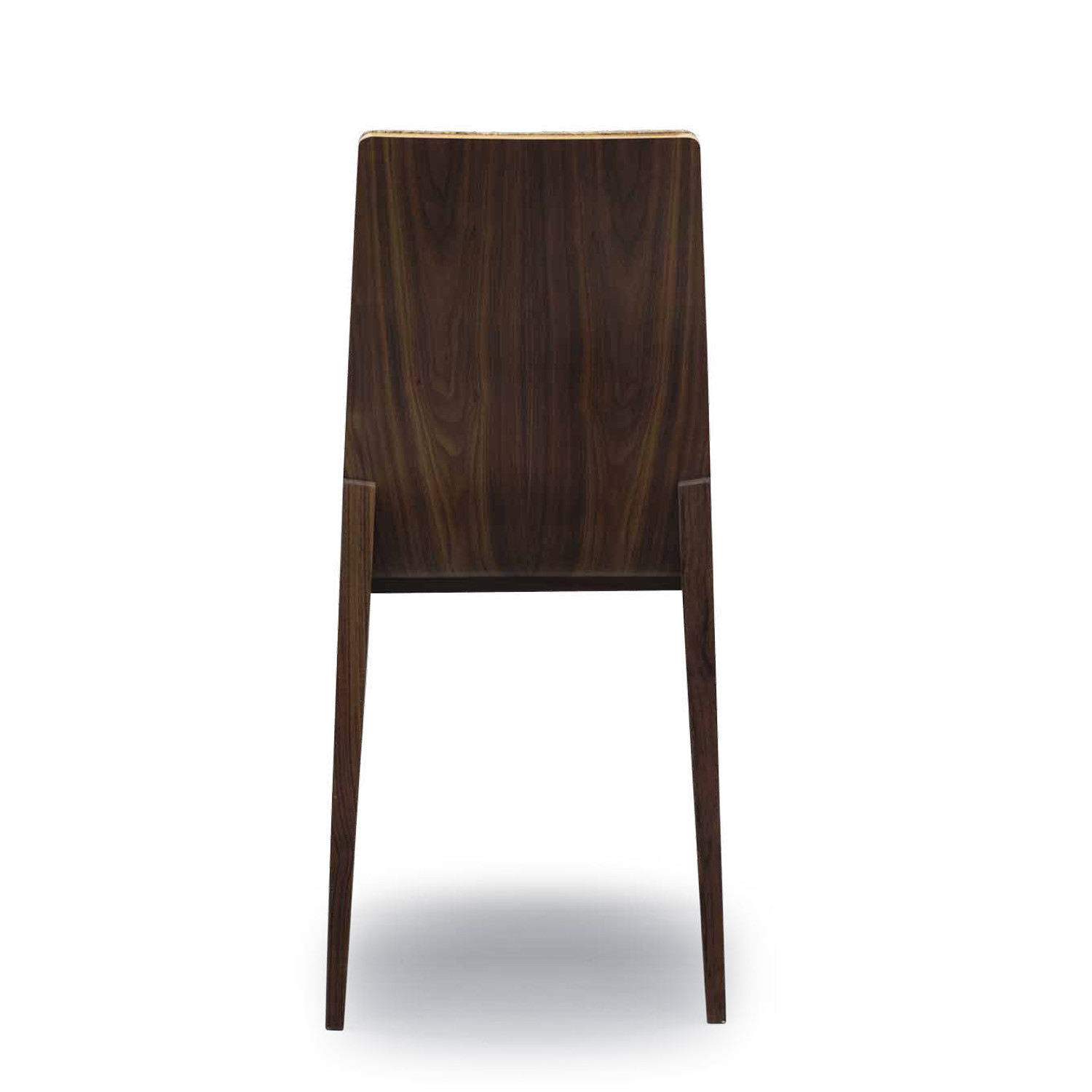 Leaf Dining Chair Wood by Around The Tree