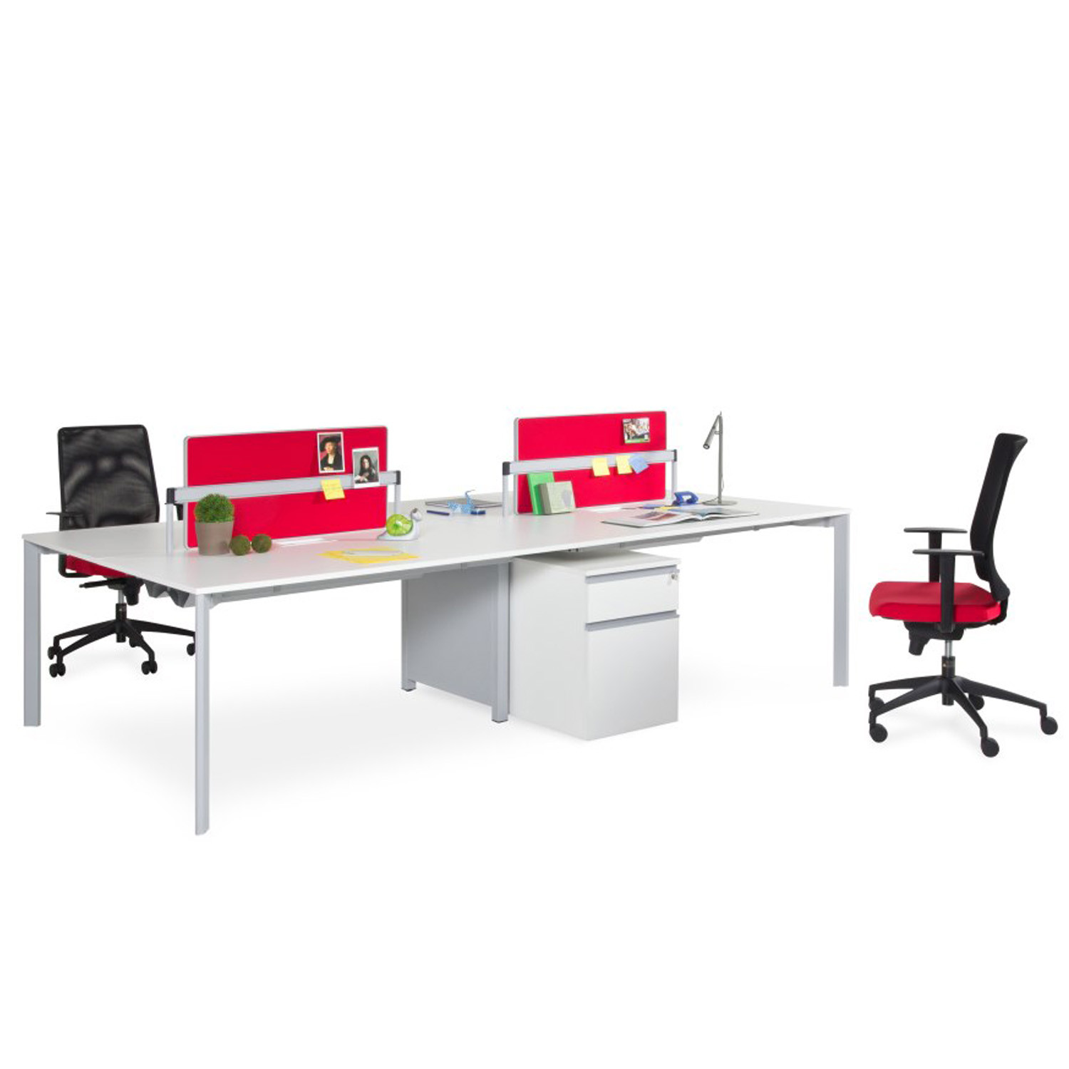 Lean Office Bench Desks