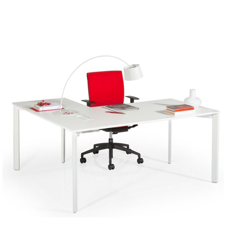 Lean Desk with Return by Koleksiyon