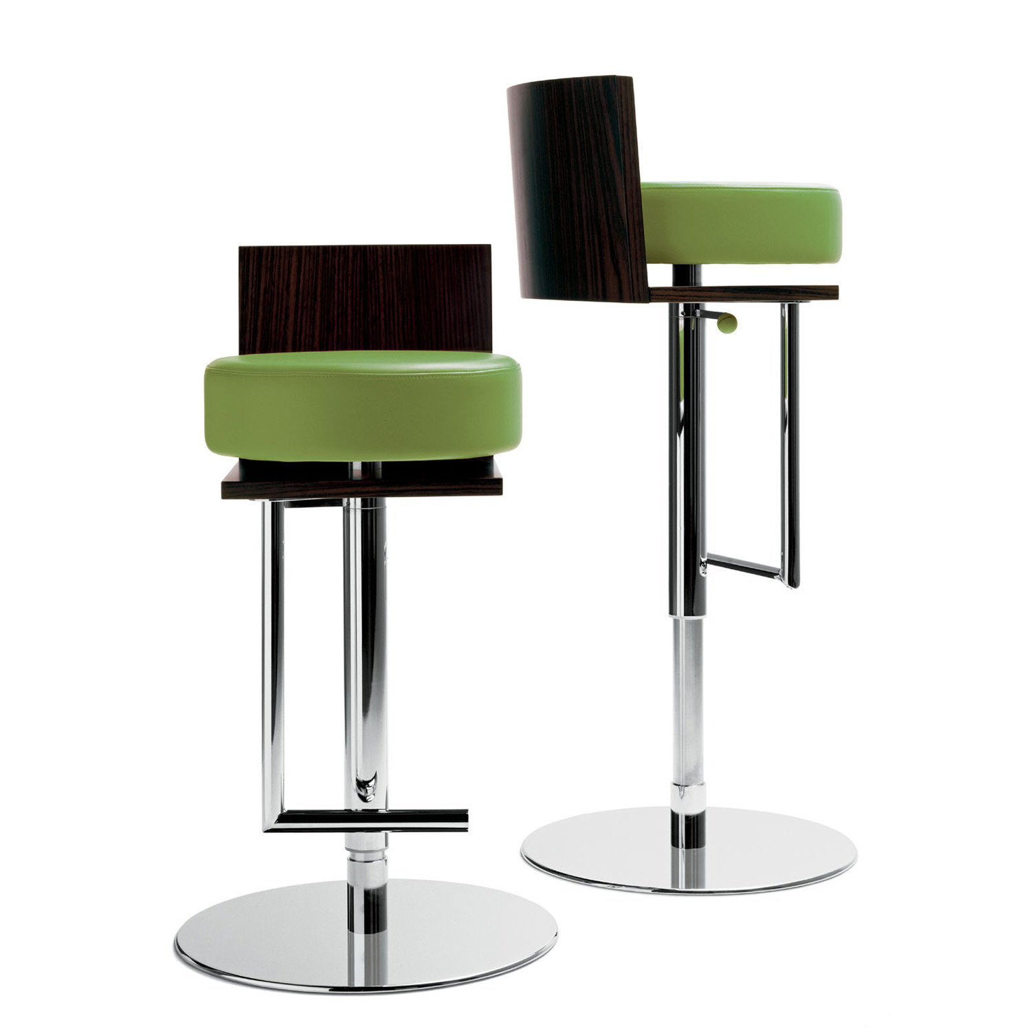 Le Spighe Rotating Bar Stools