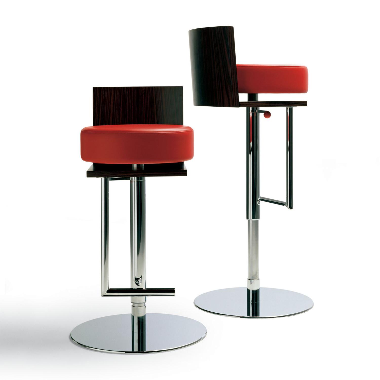 Designer Bar Stools Aaron White Bar Stool Modern Bar