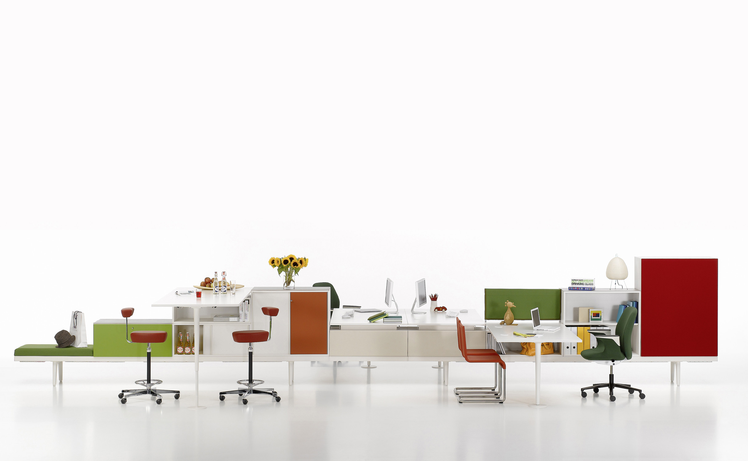 Vitra Level 34 Office Furniture
