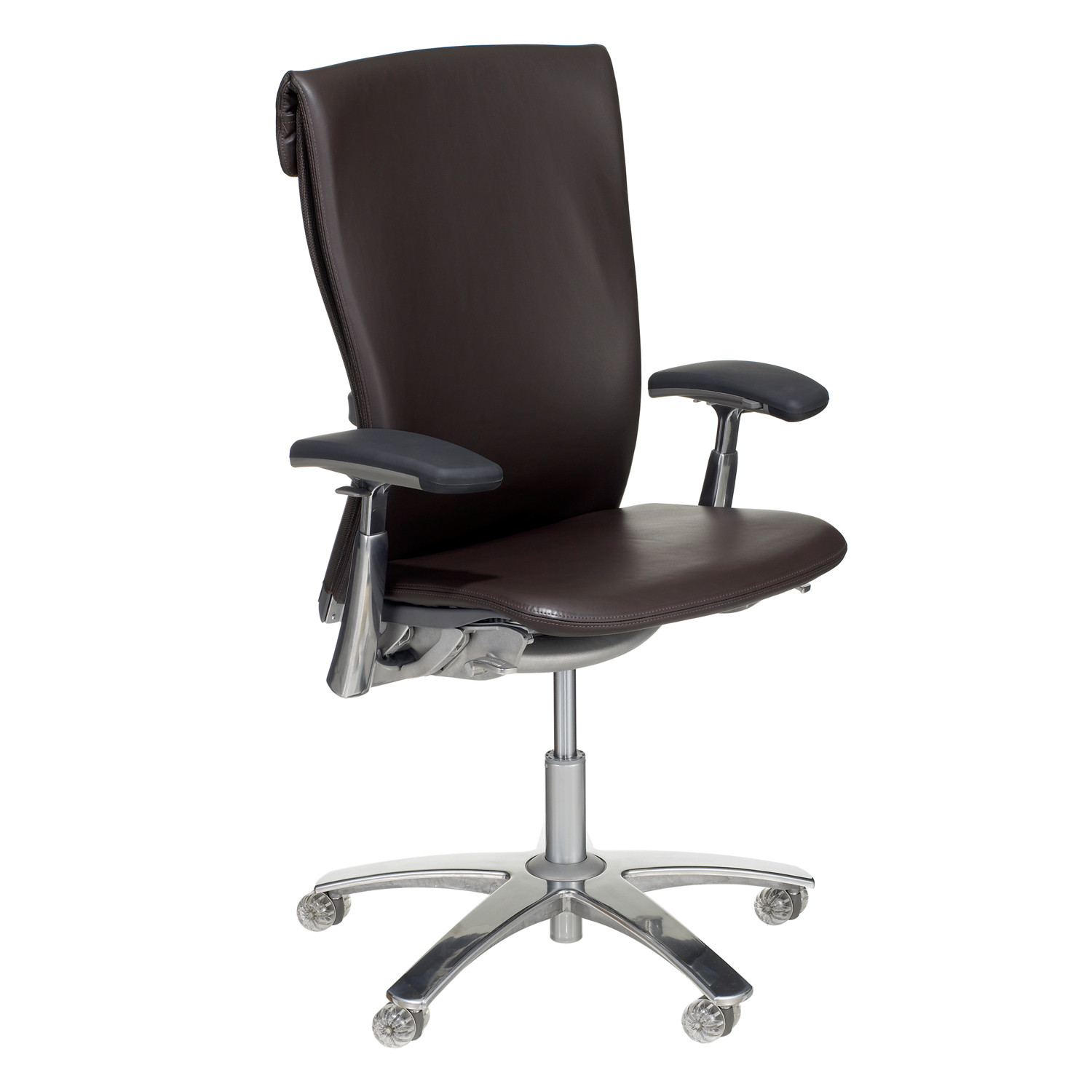 Life office chair modern task chairs apres furniture - Knoll life chair parts ...
