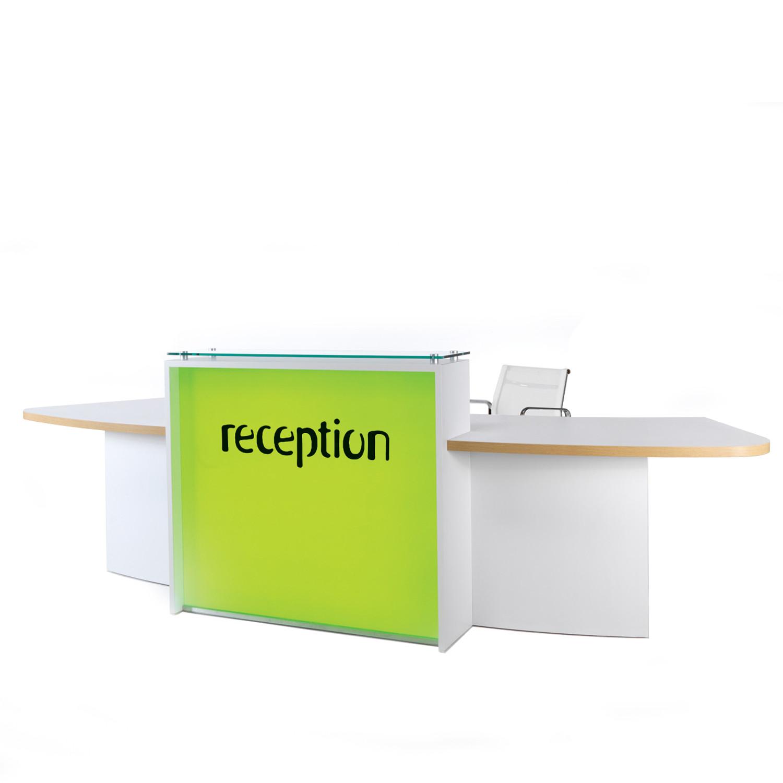 Evolution Light Reception Desks