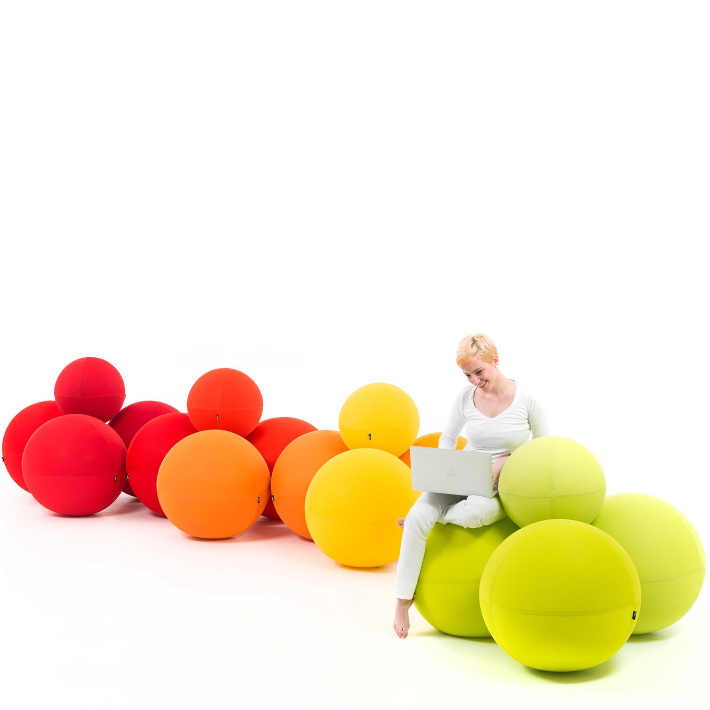 Lina Ball Modular Agile Office Furniture