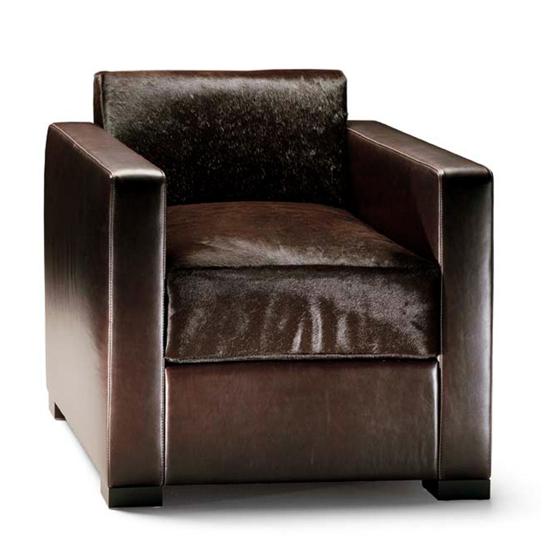 Linea A Armchair by Poltrona Frau