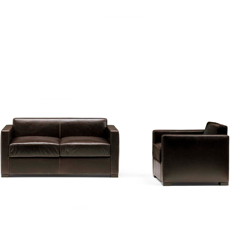 Linea A Sofa & Armchair