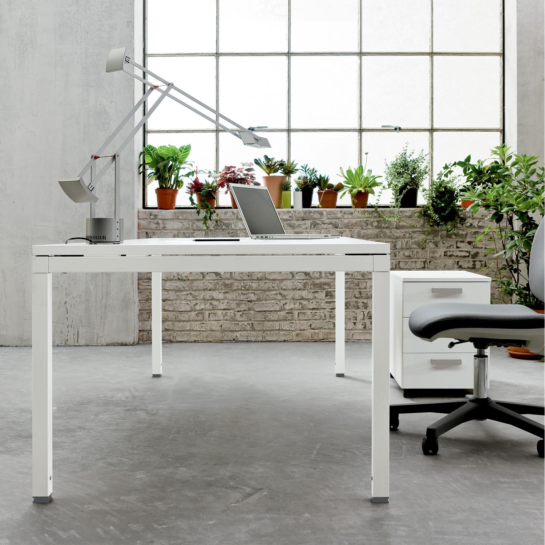 Link Executive Rectangular Desk