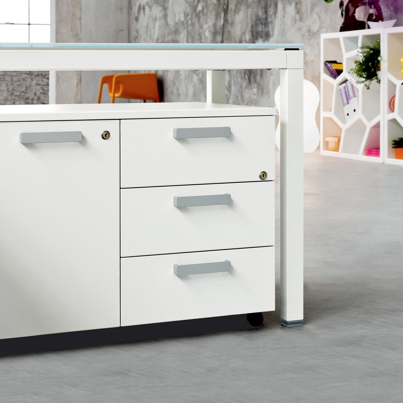 Link Executive Desk Storage