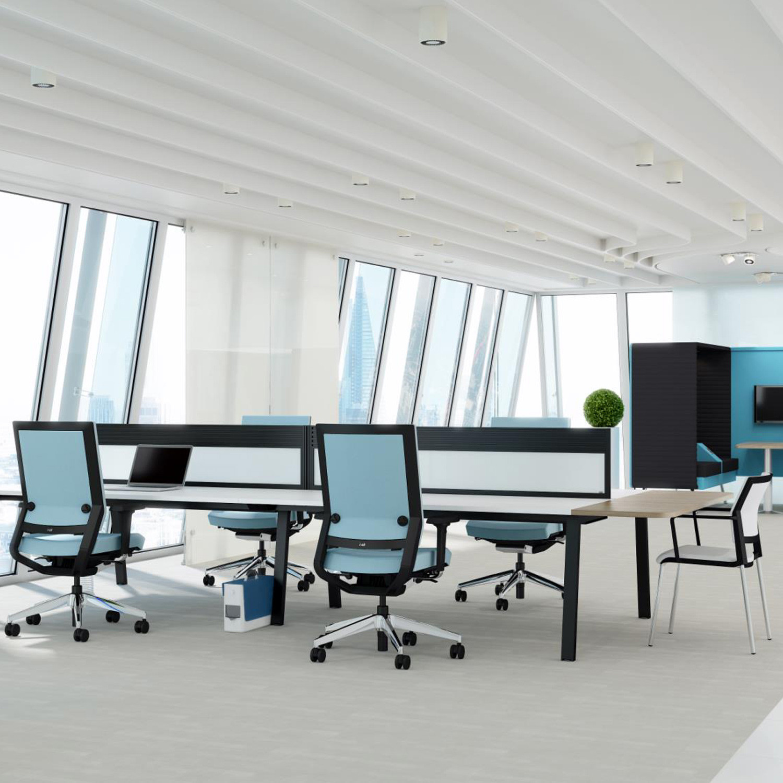 Linnea Office Desking System