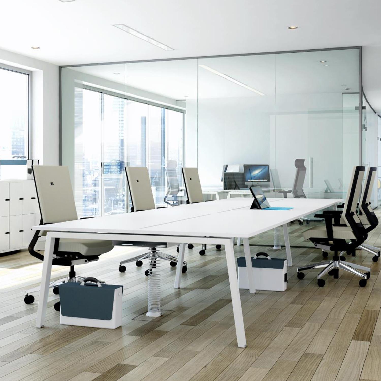 Linnea Office Bench Desk