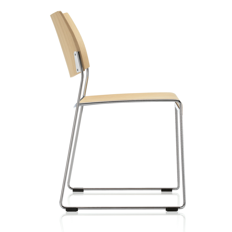 Linos Sled Base Chair