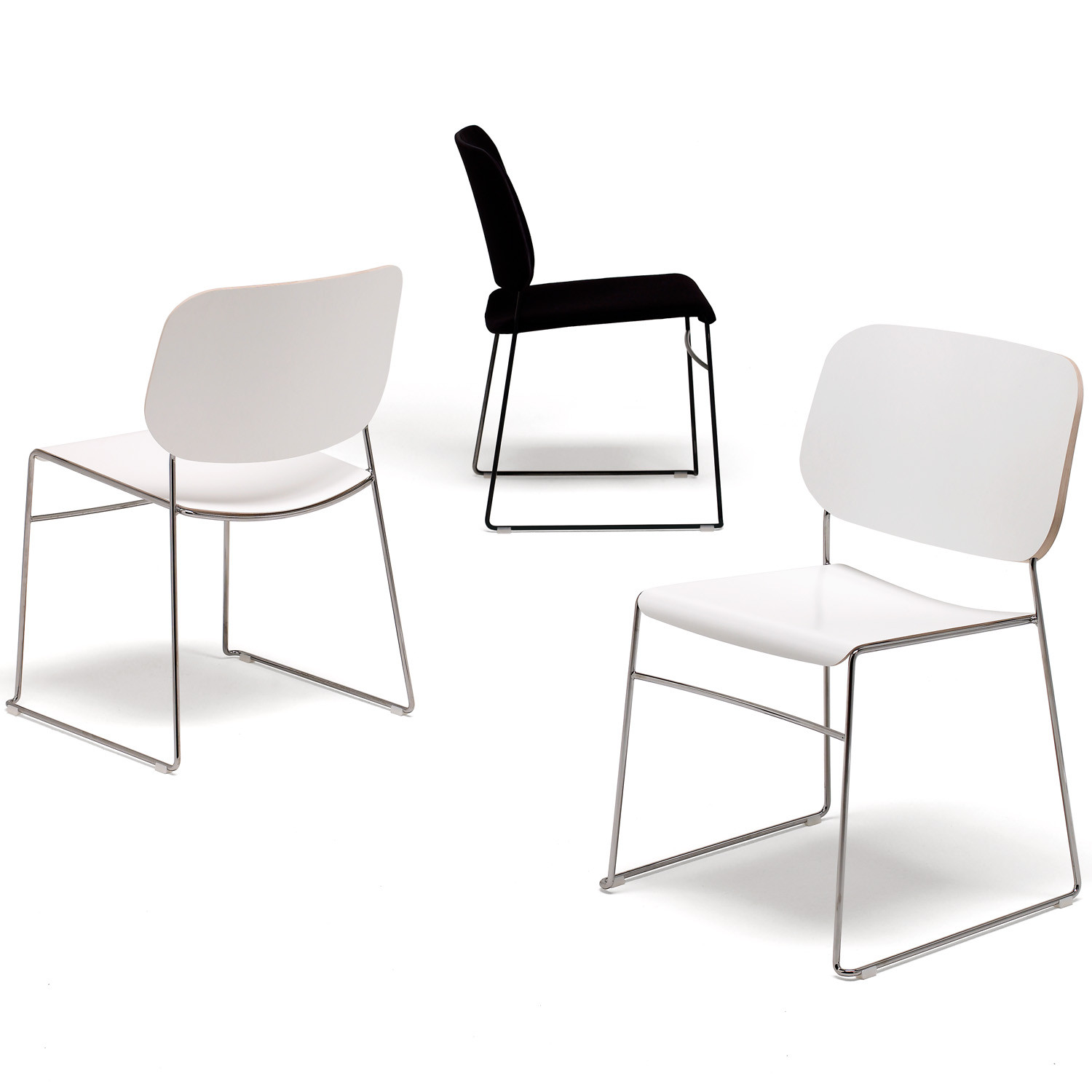 Lite Chair and Armchair