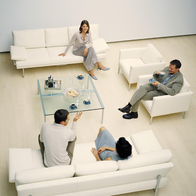 Living Platform Furniture