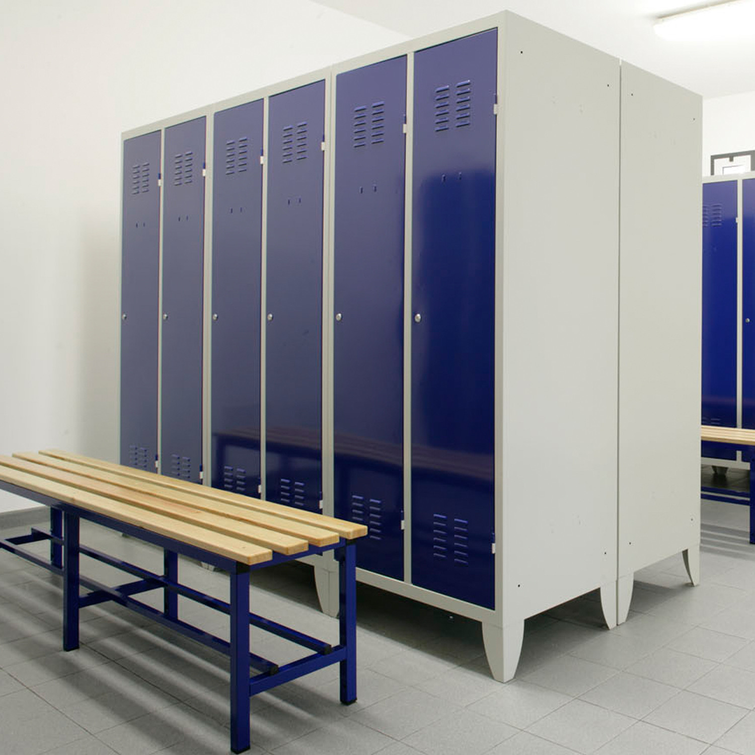 LockerLine Lockers by Dieffebi