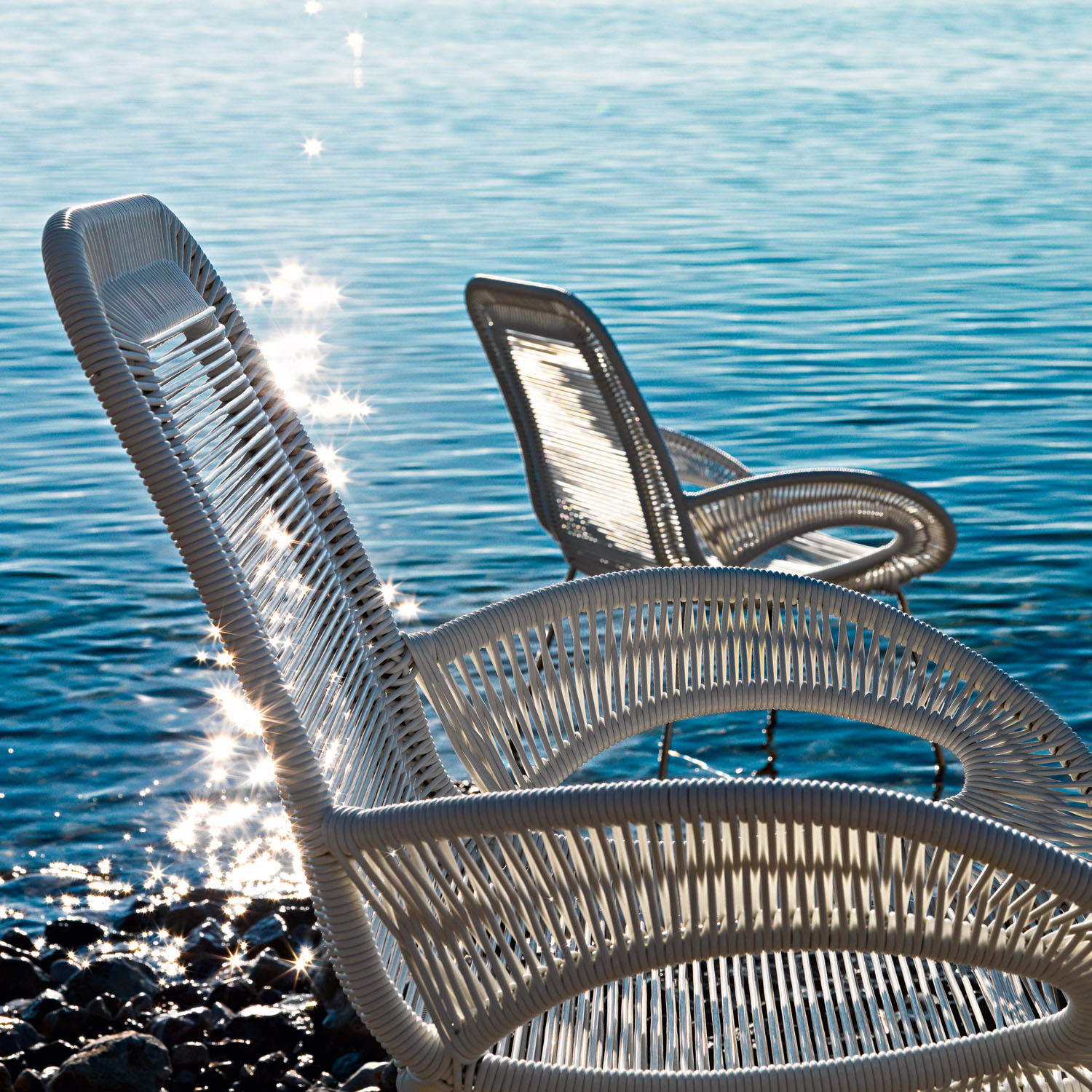 Loop Outdoor Armchairs
