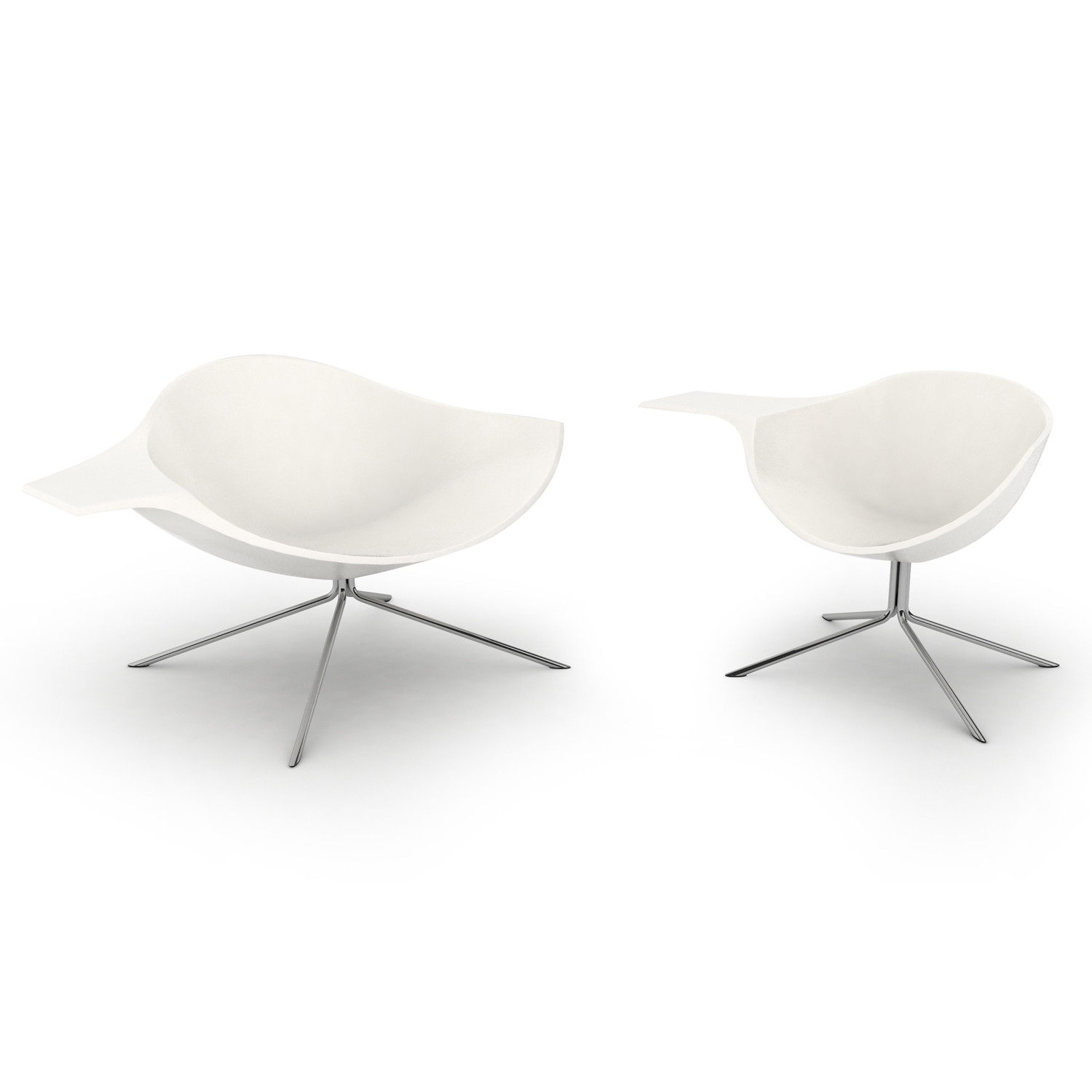 Artifort Lotus Chairs