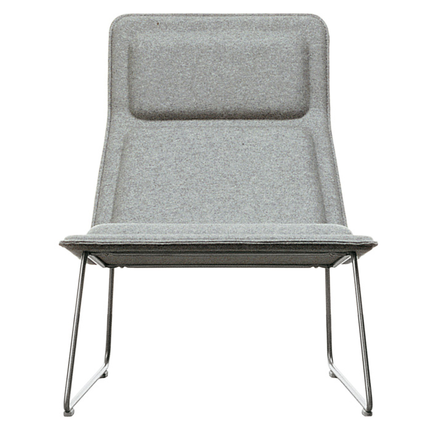 Low Pad Reception Armchair