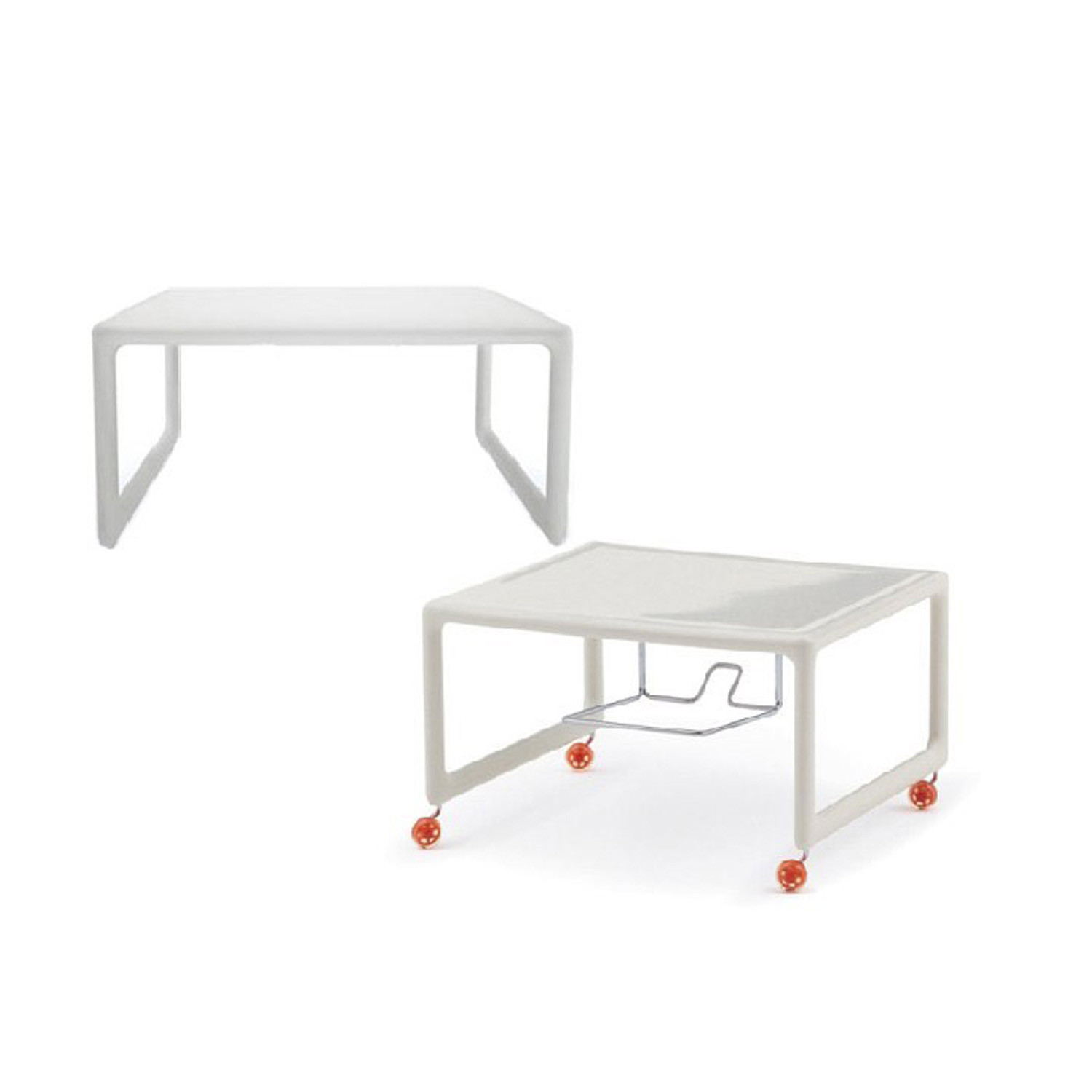 Low Air Tables  by Magis
