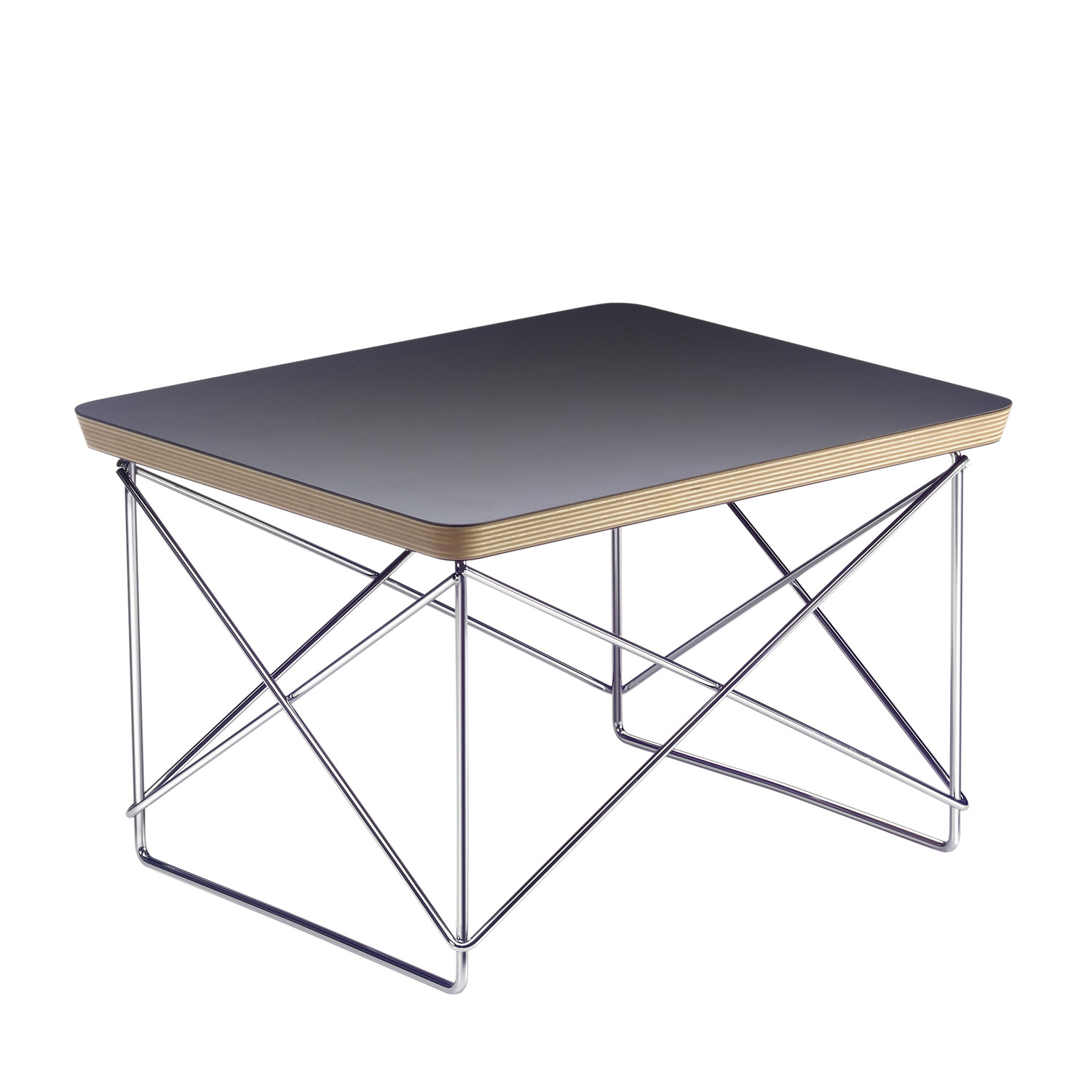 Black LTR Low Table