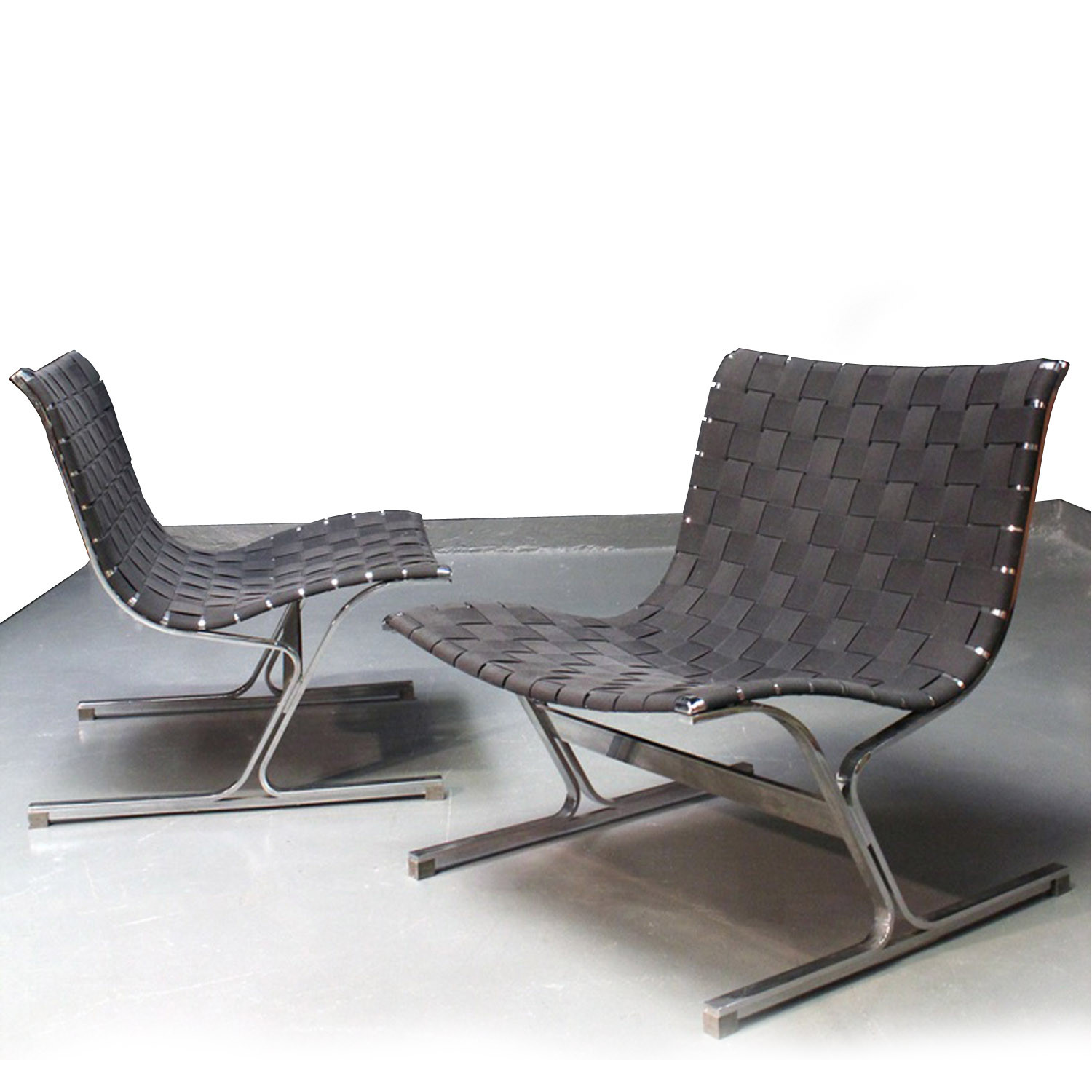 Luar Lounge Chairs by ICF Spa