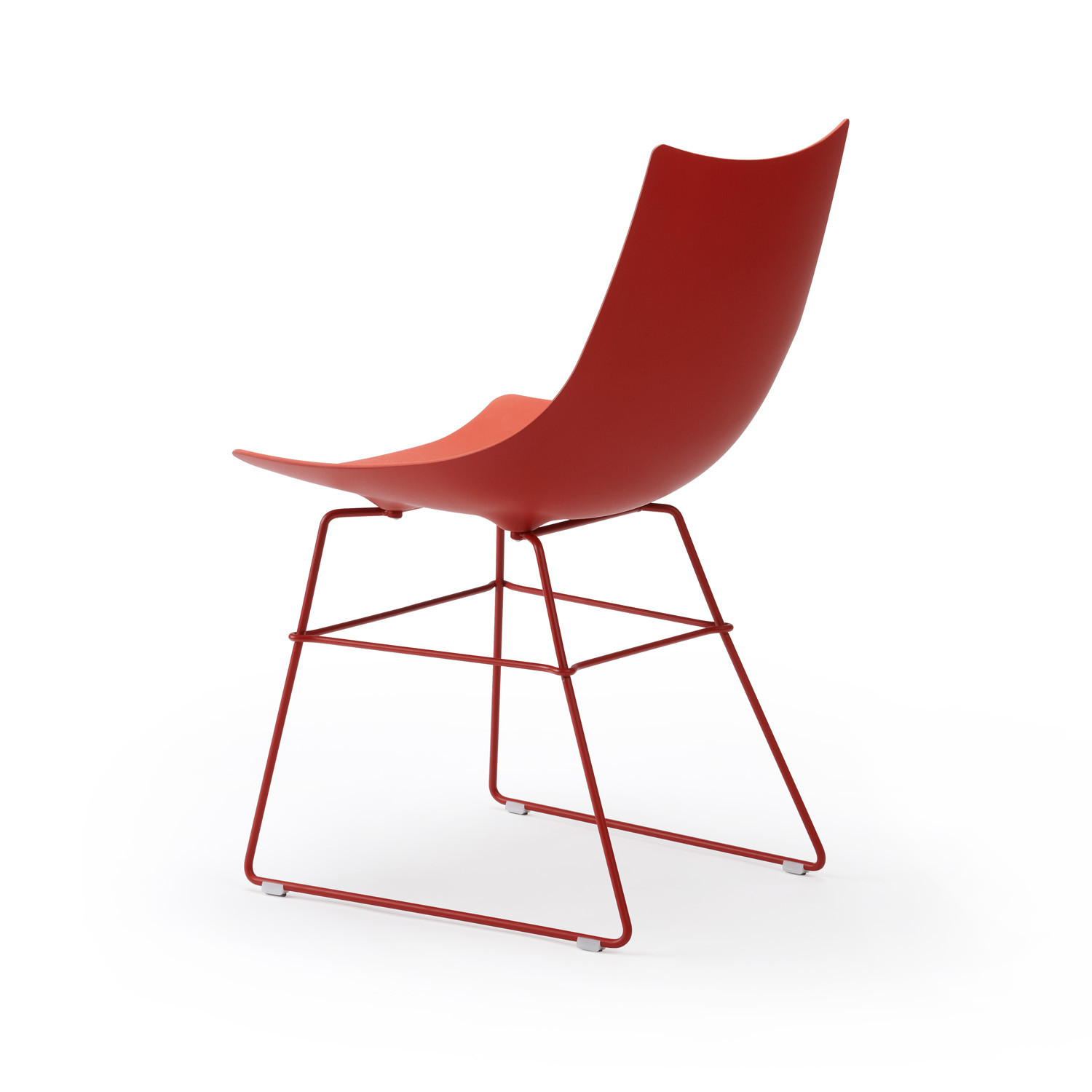 Luc Sled Base Chair from Apres