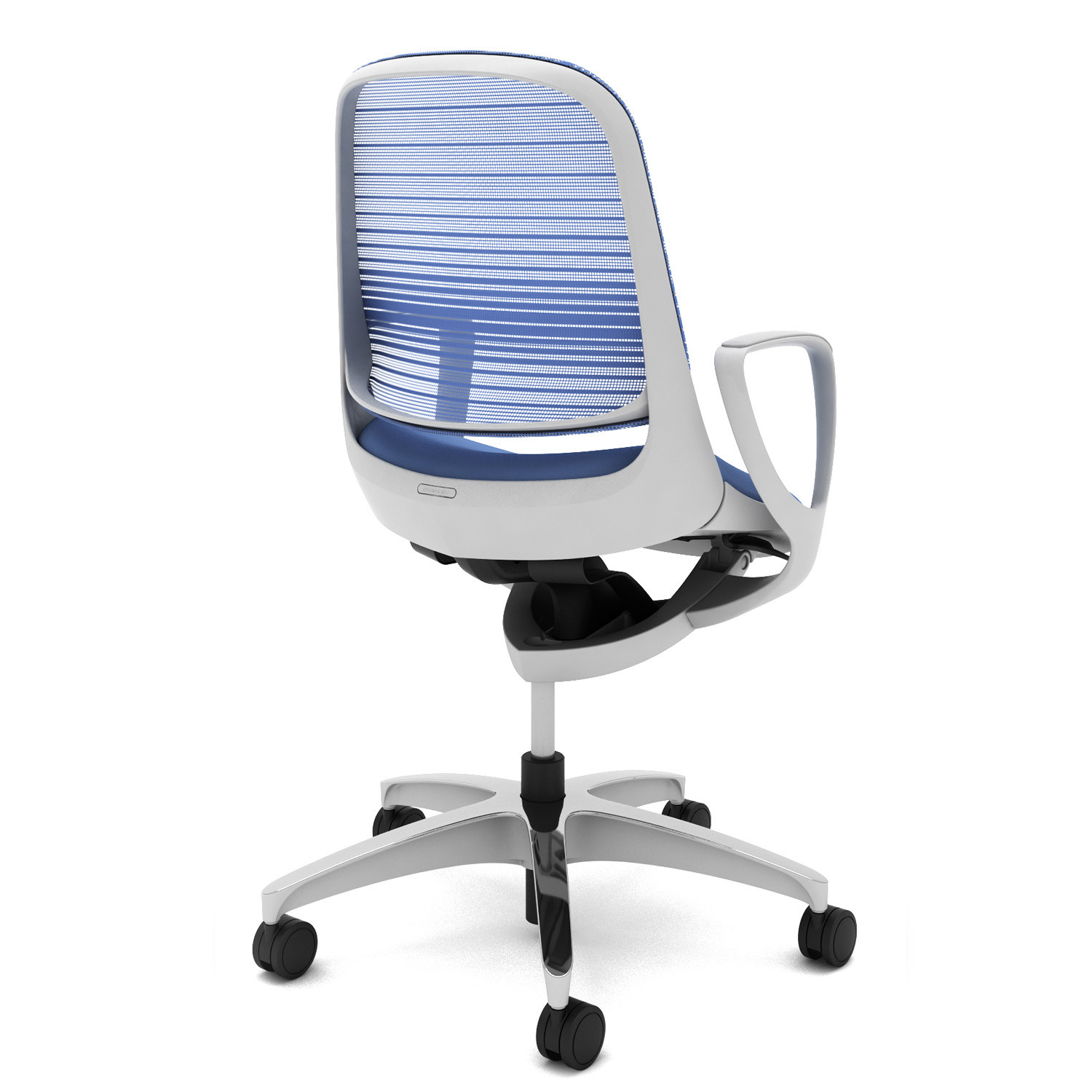 Luce Office Task Chair Back View