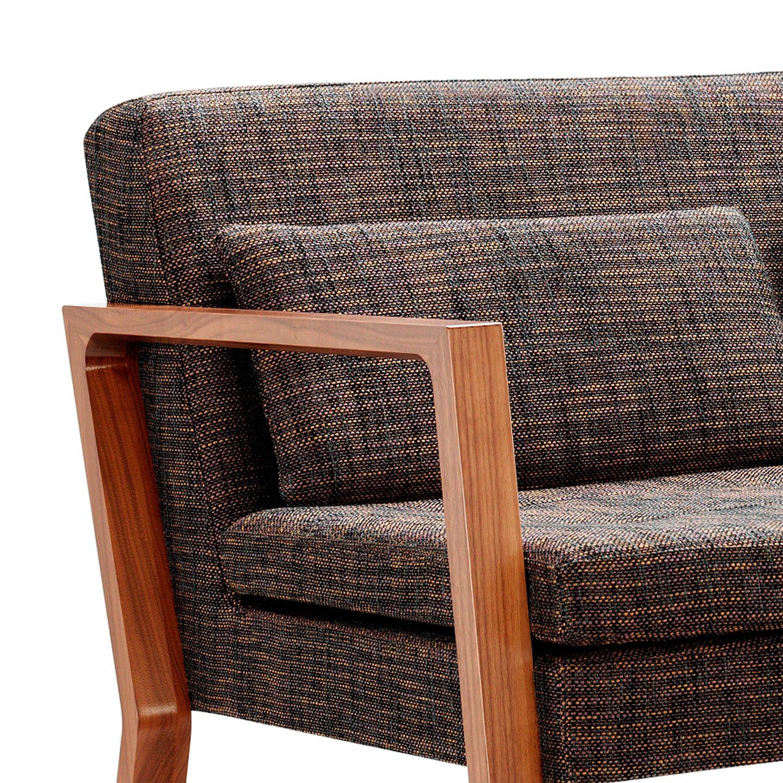 Luge Linen Sofa Detail