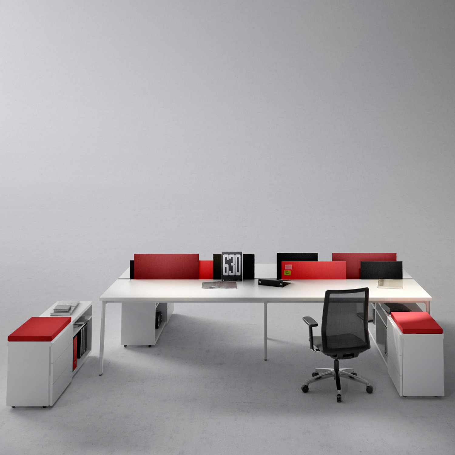M10 Bench Desk by Forma 5