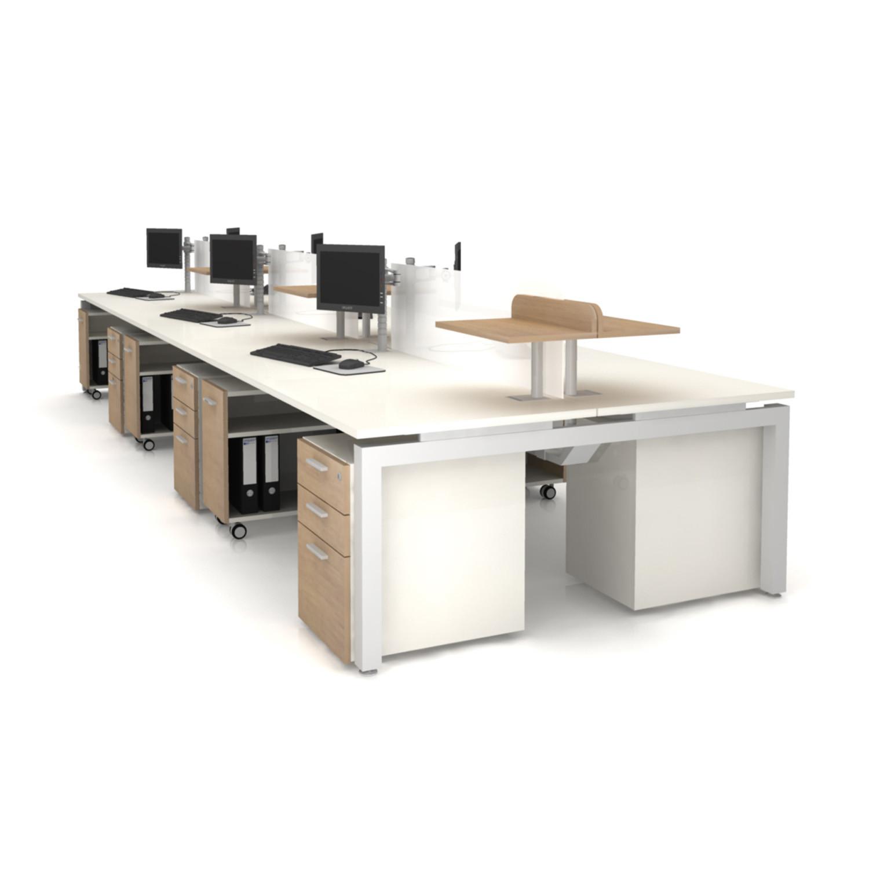 M50 Office Bench Desking