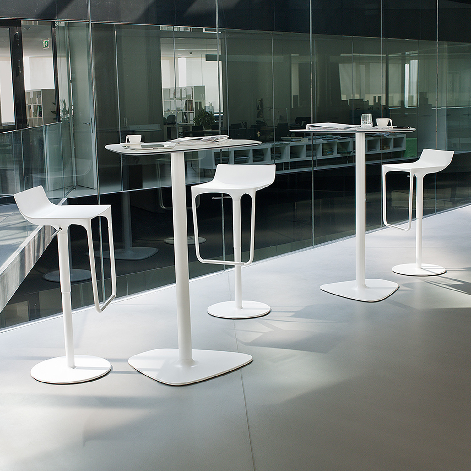 Macao Bar Stools by Wiesner Hager