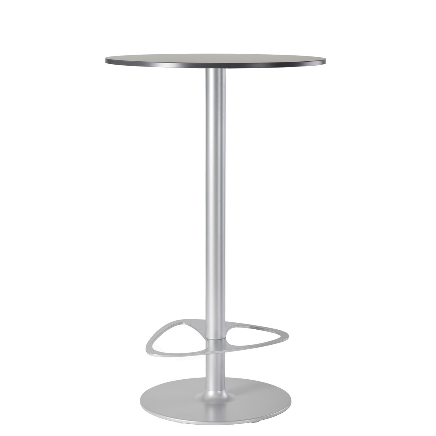 Macao Standing Table with Footrest