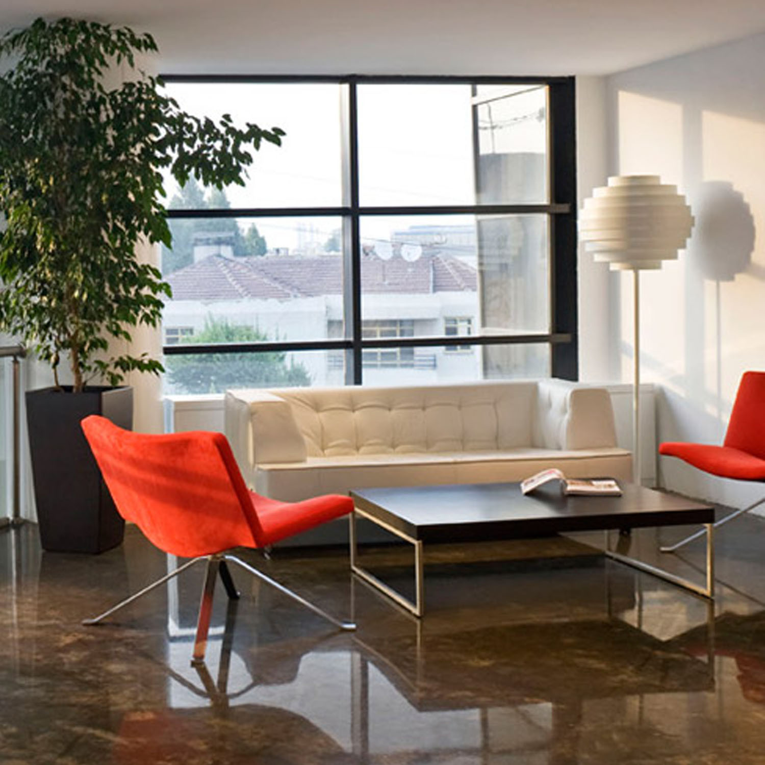 Madrigal Office Reception Seating by Koleksiyon