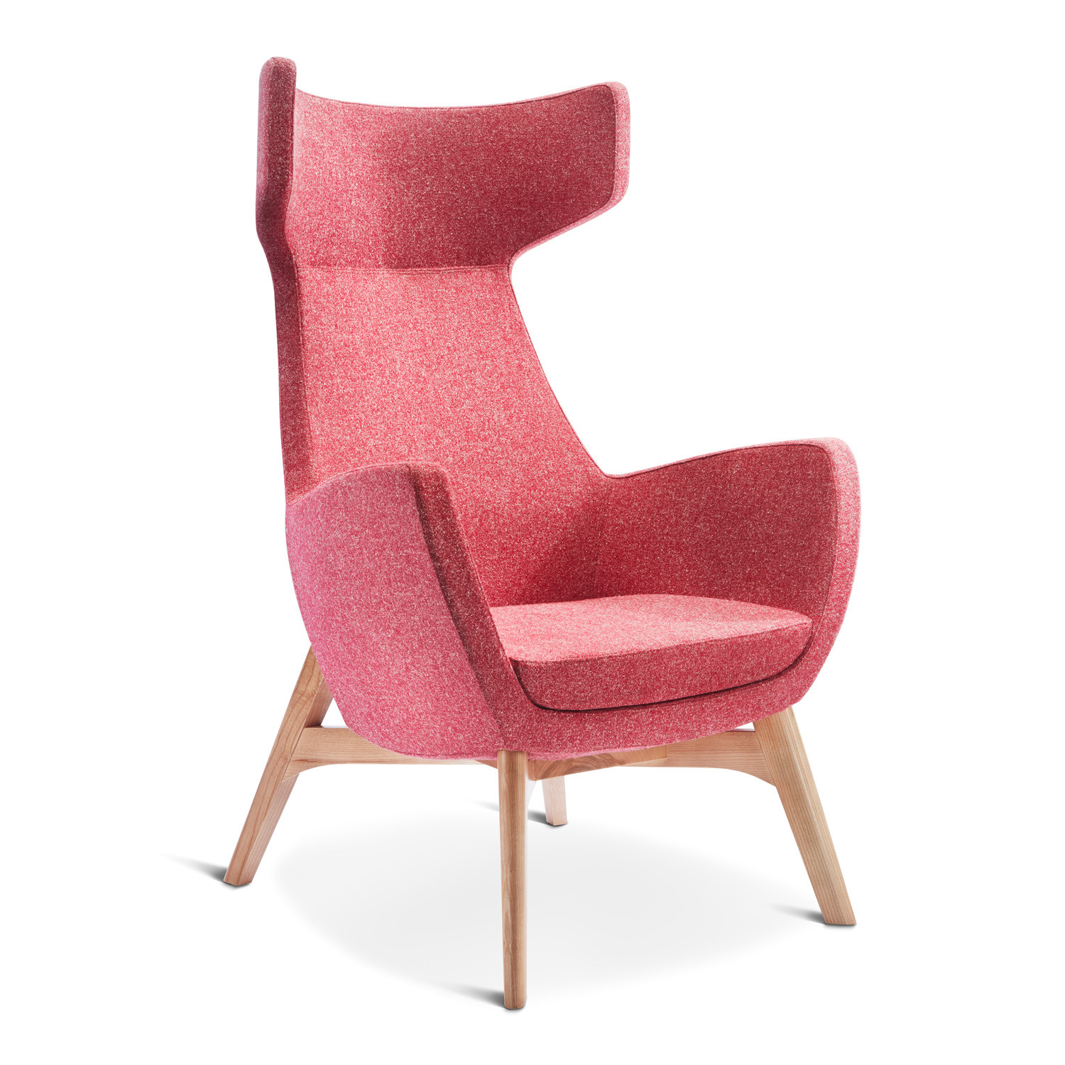 Mae Armchairs High Backrest