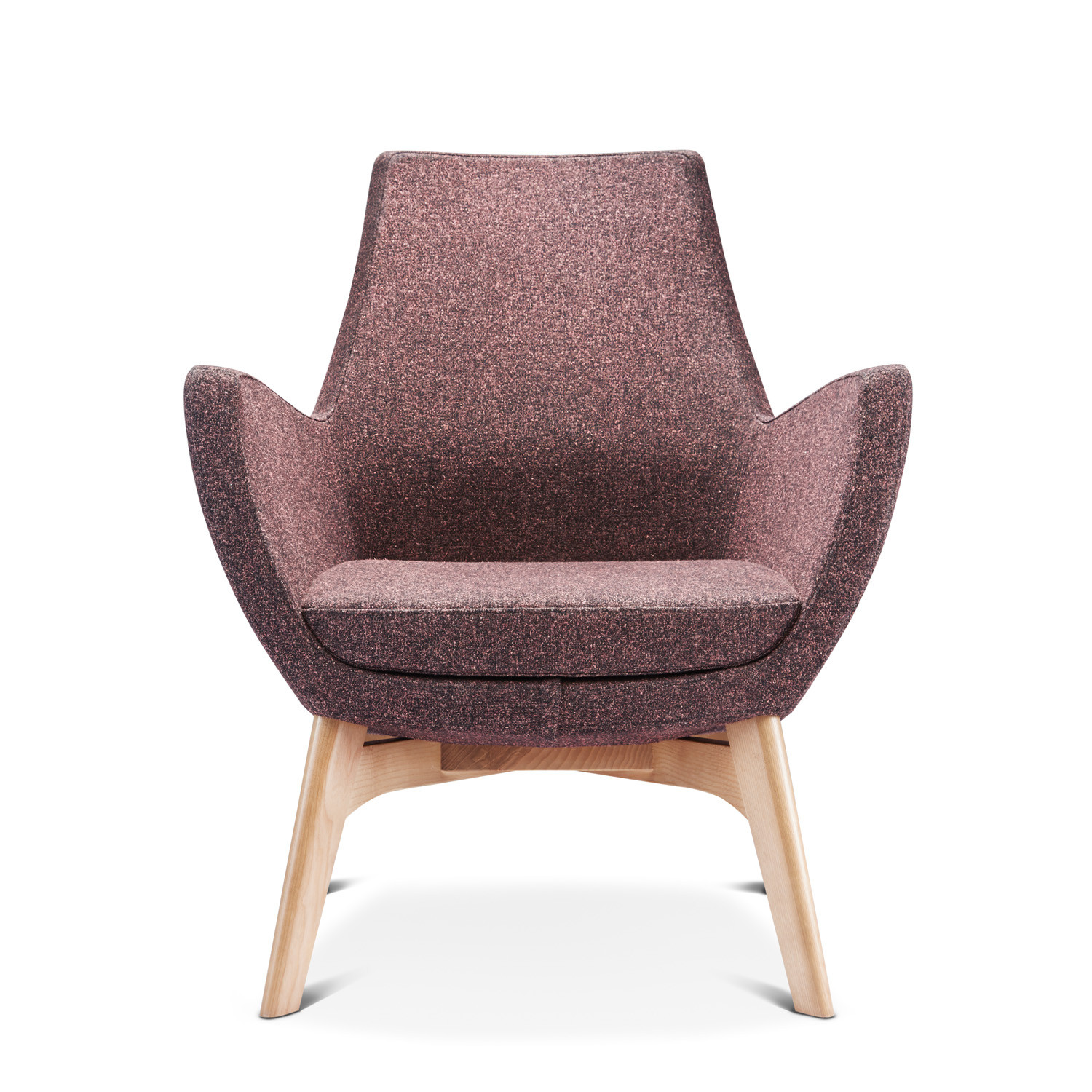 Mae Armchair Low Back