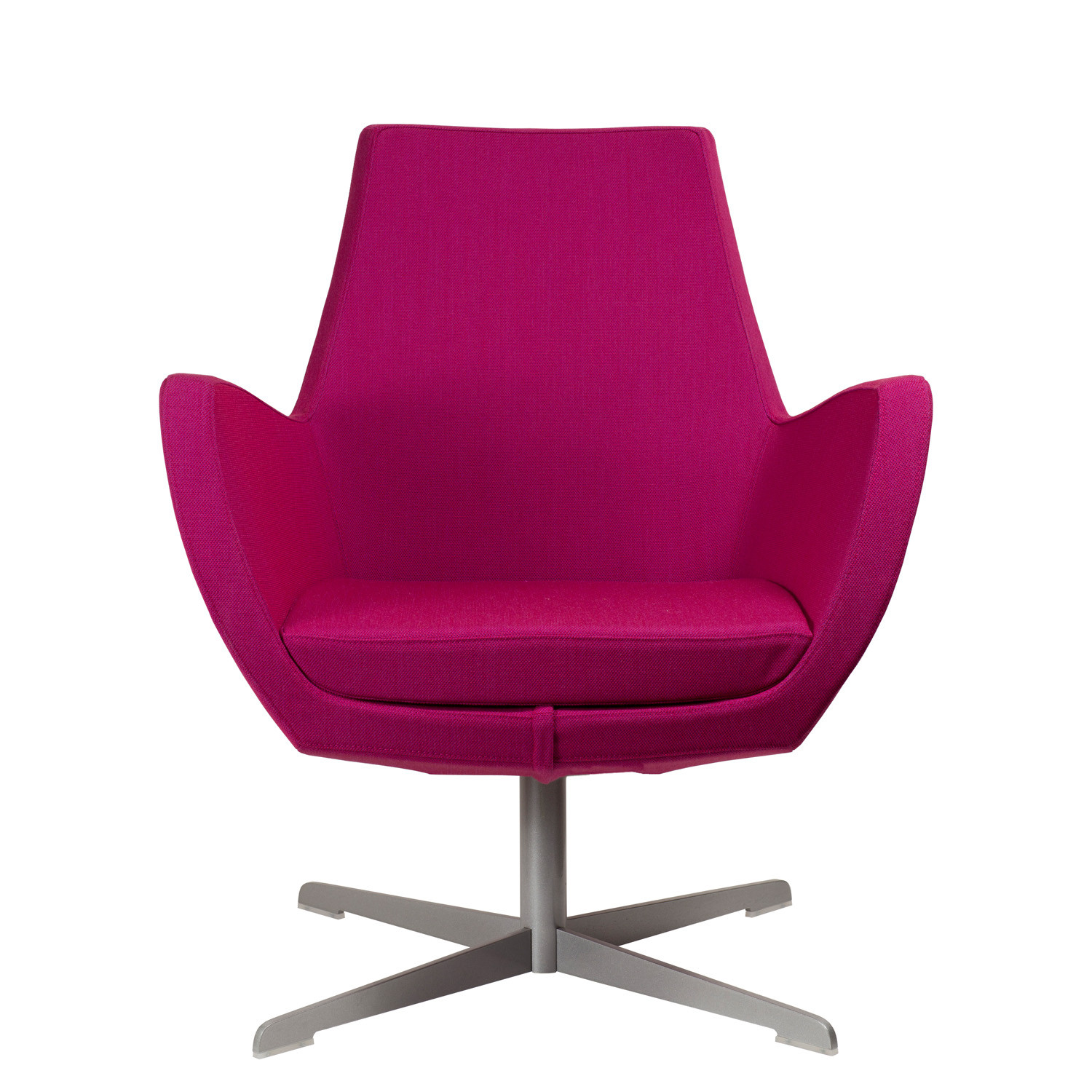 Mae Armchair With Swivel Base