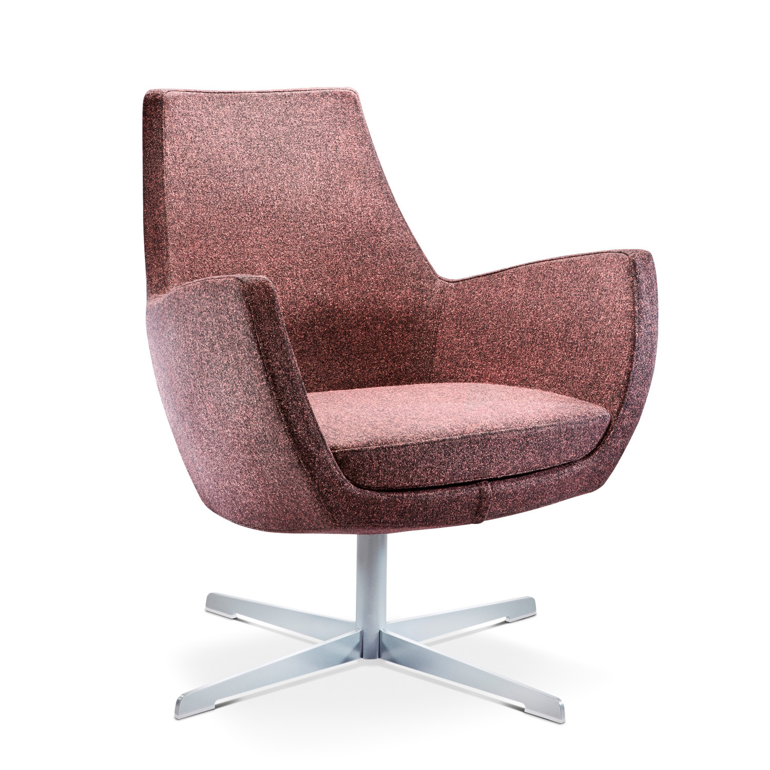 Mae Armchairs | High Back Swivel Armchairs | Apres Furniture