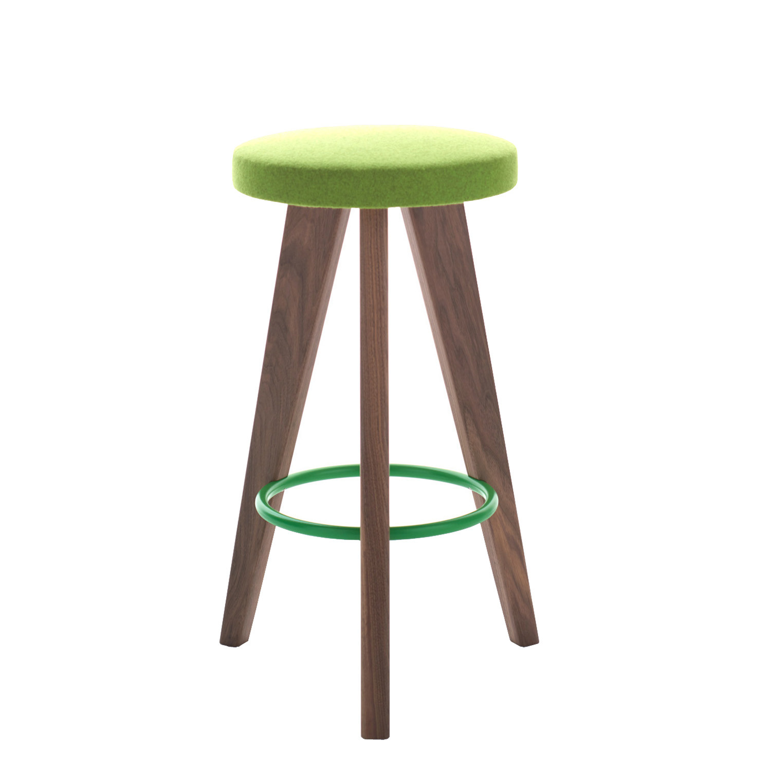 Magnus High Stool with Custom Colours