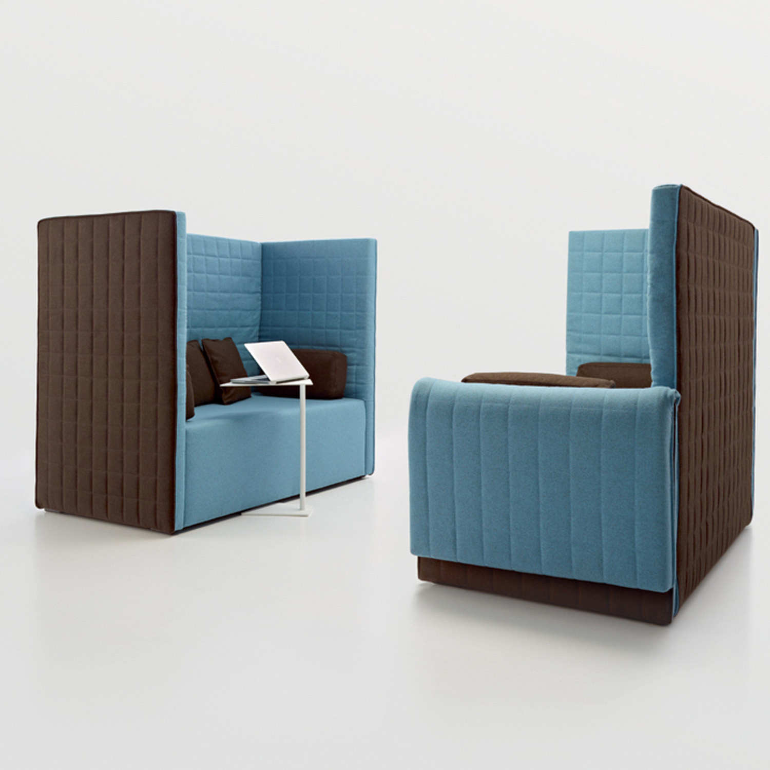 Marea Acoustic High Back Sofas