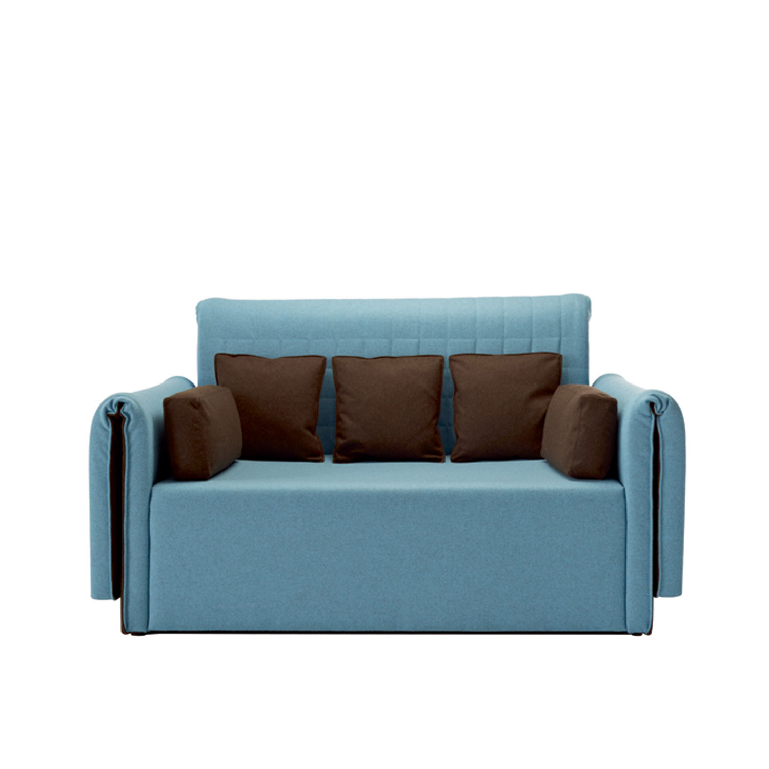 Marea High Back Sofa With Sides Folded