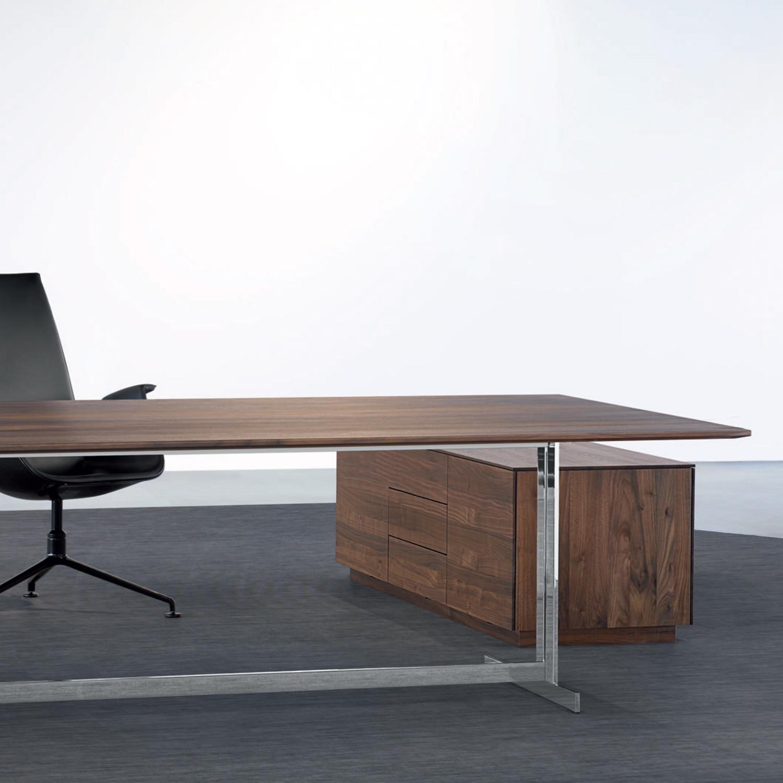mason executive desk office desk apres furniture. Black Bedroom Furniture Sets. Home Design Ideas