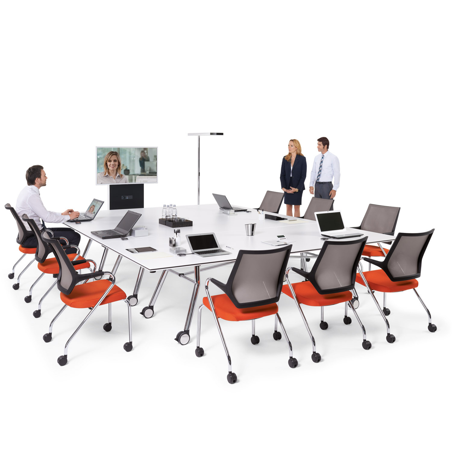 Sedus Mastermind Foldable Meeting Table
