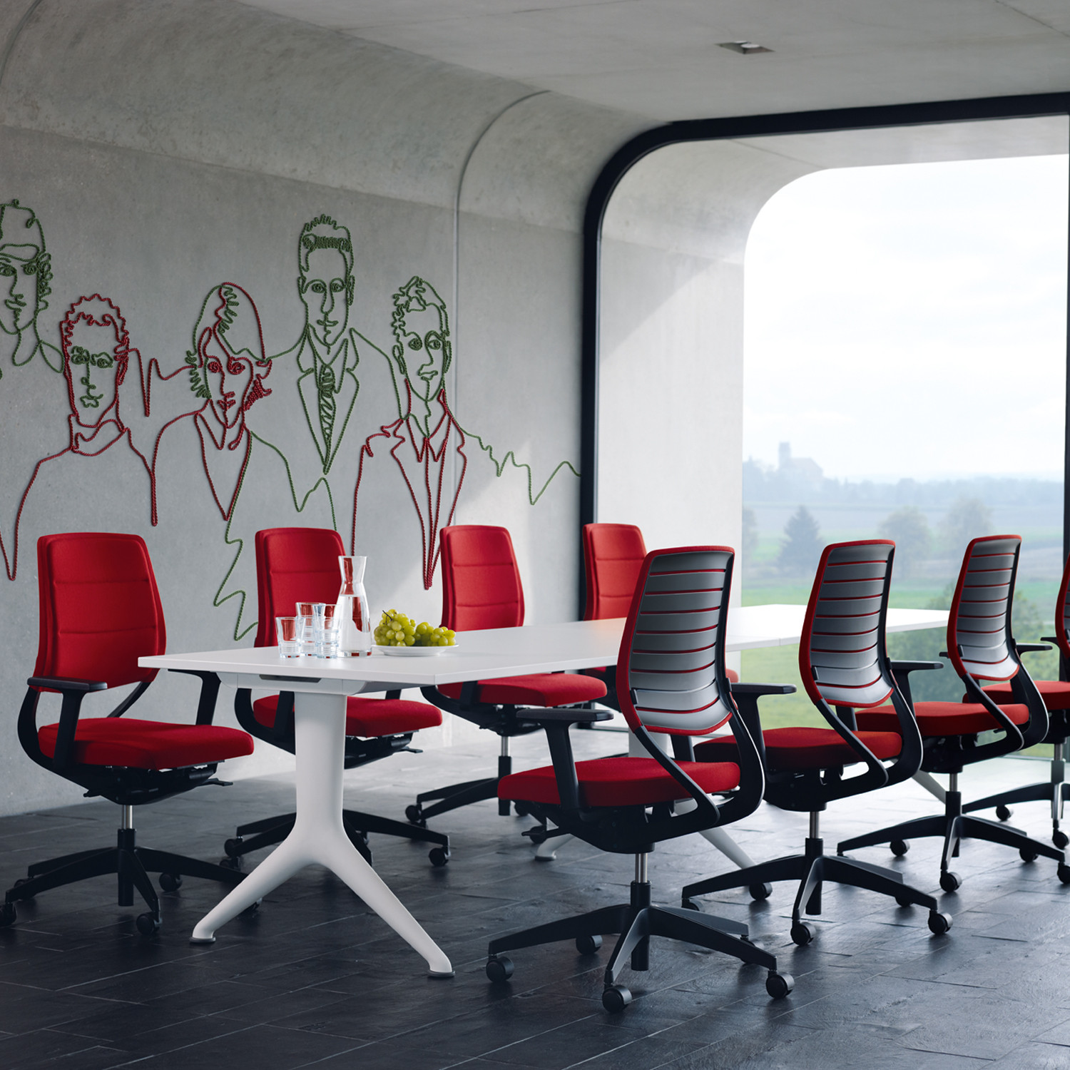 Match Office Task Chairs by Sedus
