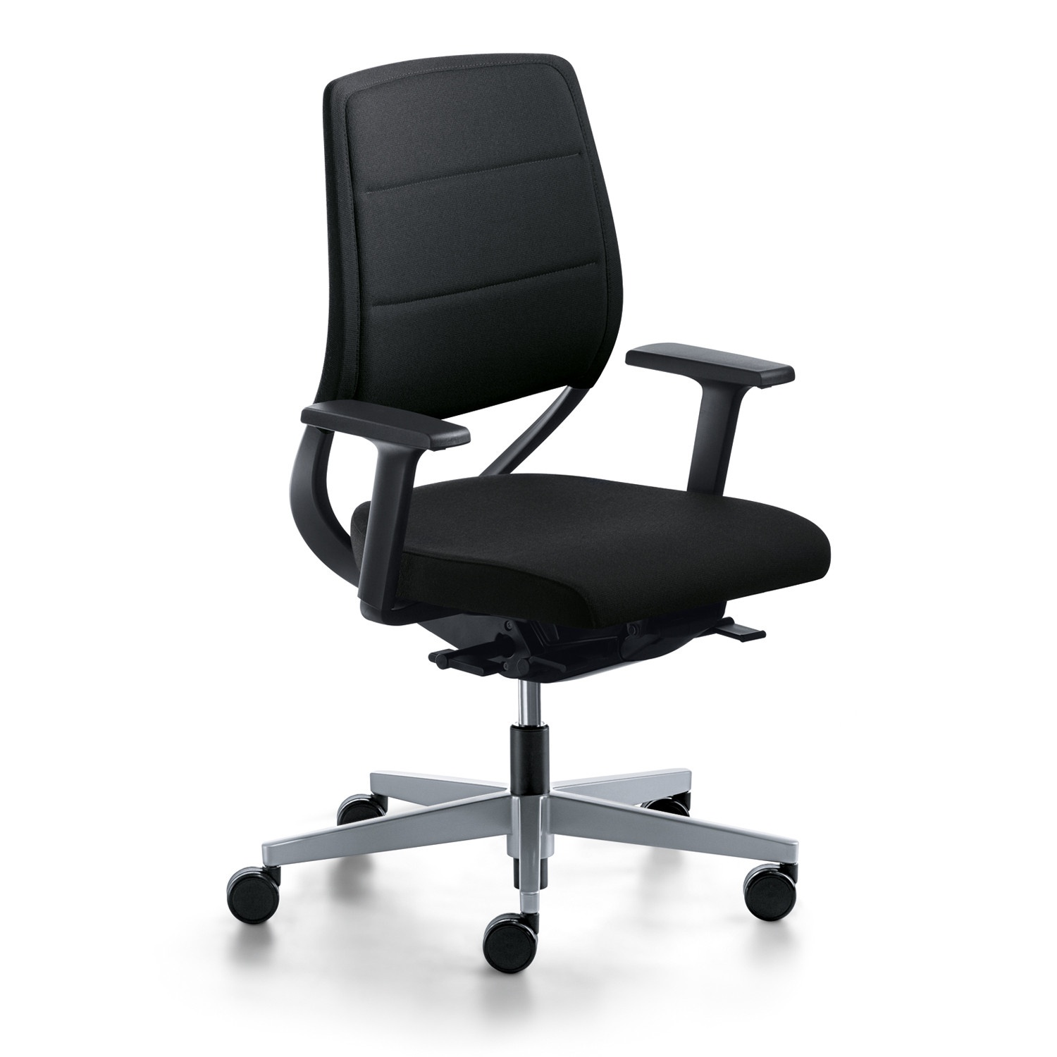 Match Black Office Task Chair