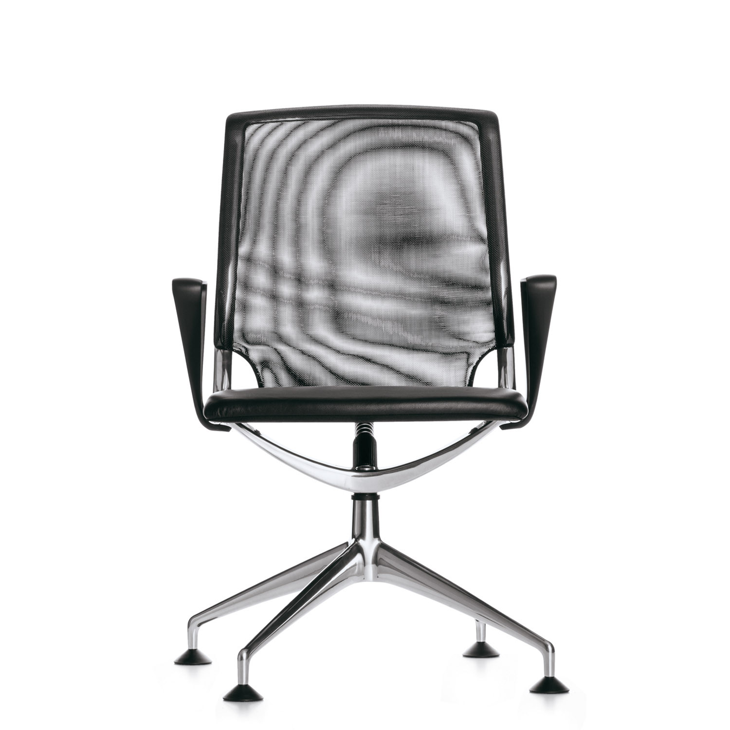 Meda Mesh Back Conference Chair