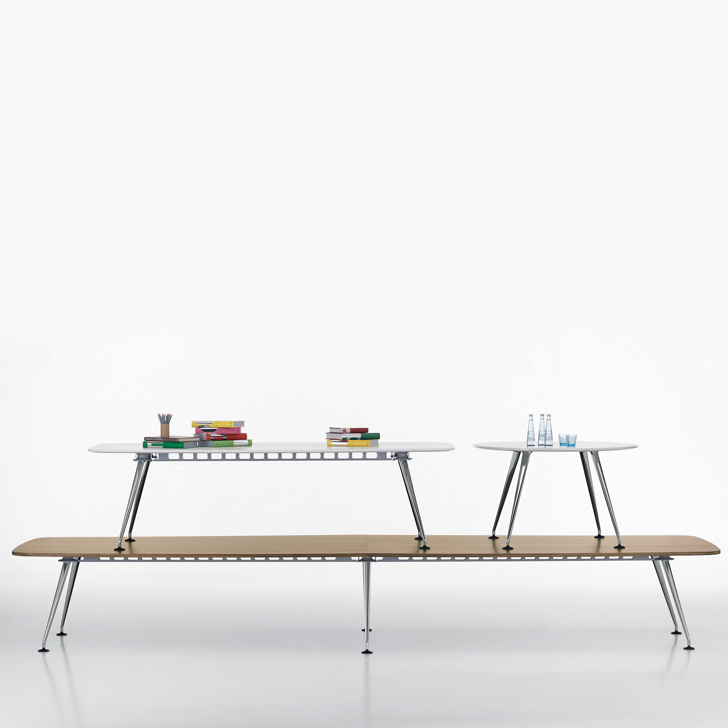 MedaMorph Tables by Alberto Meda