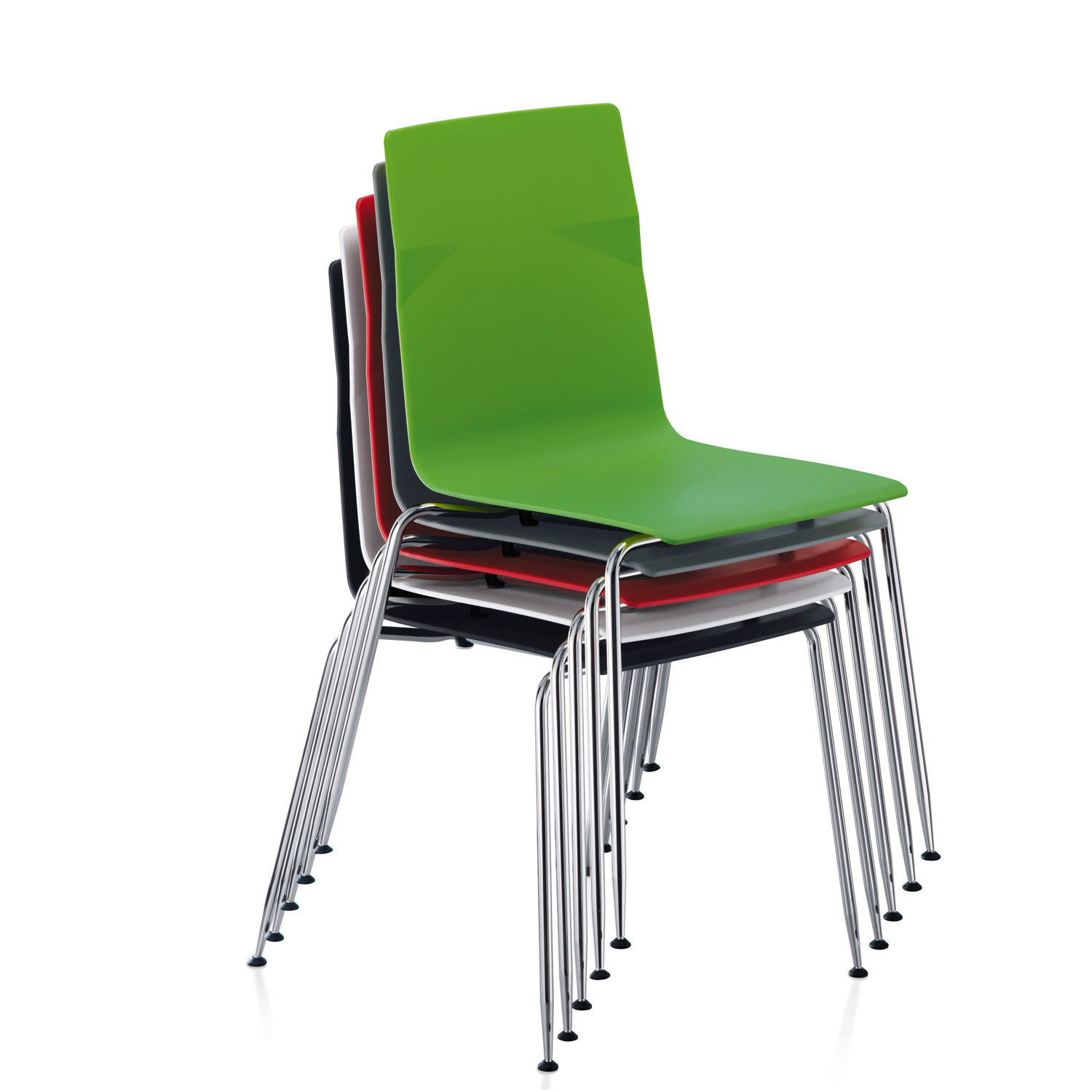 Meet Chair Stackable