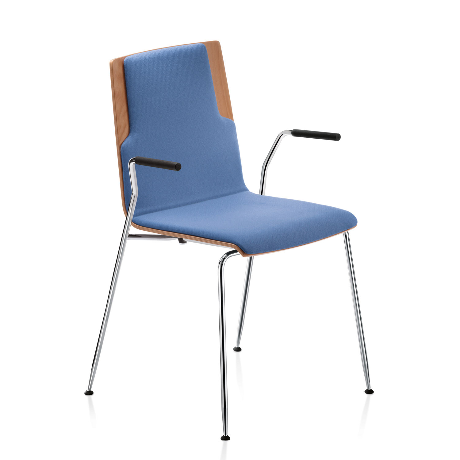 Meet Chair with Armrests