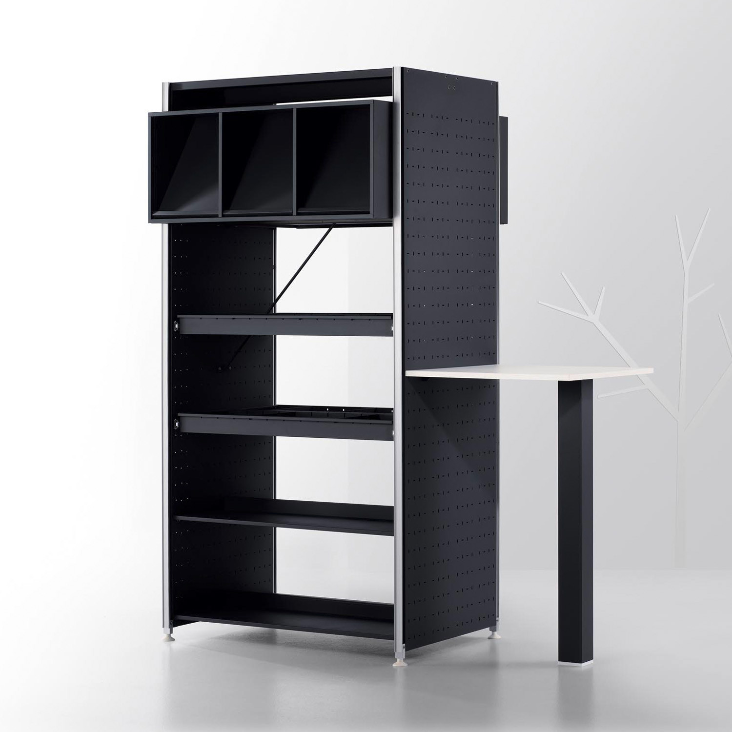 Marciana Shelving by Guilami