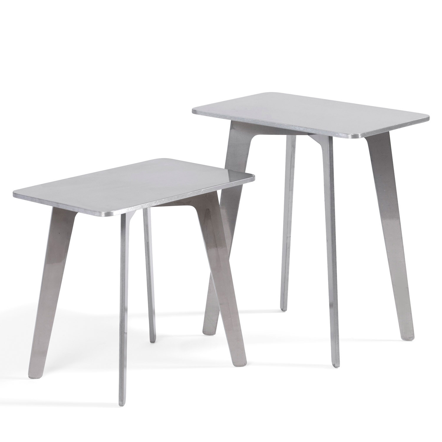 Mika Outside Tables with Square Top L28